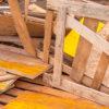 Bau- und Abbruchholz